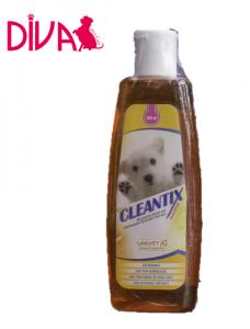 Dầu tắm Cleantix trị nấm da cho chó 250 ml